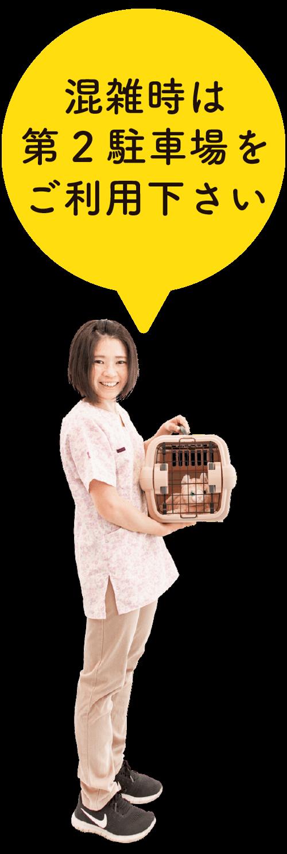 動物病院スタッフ画像